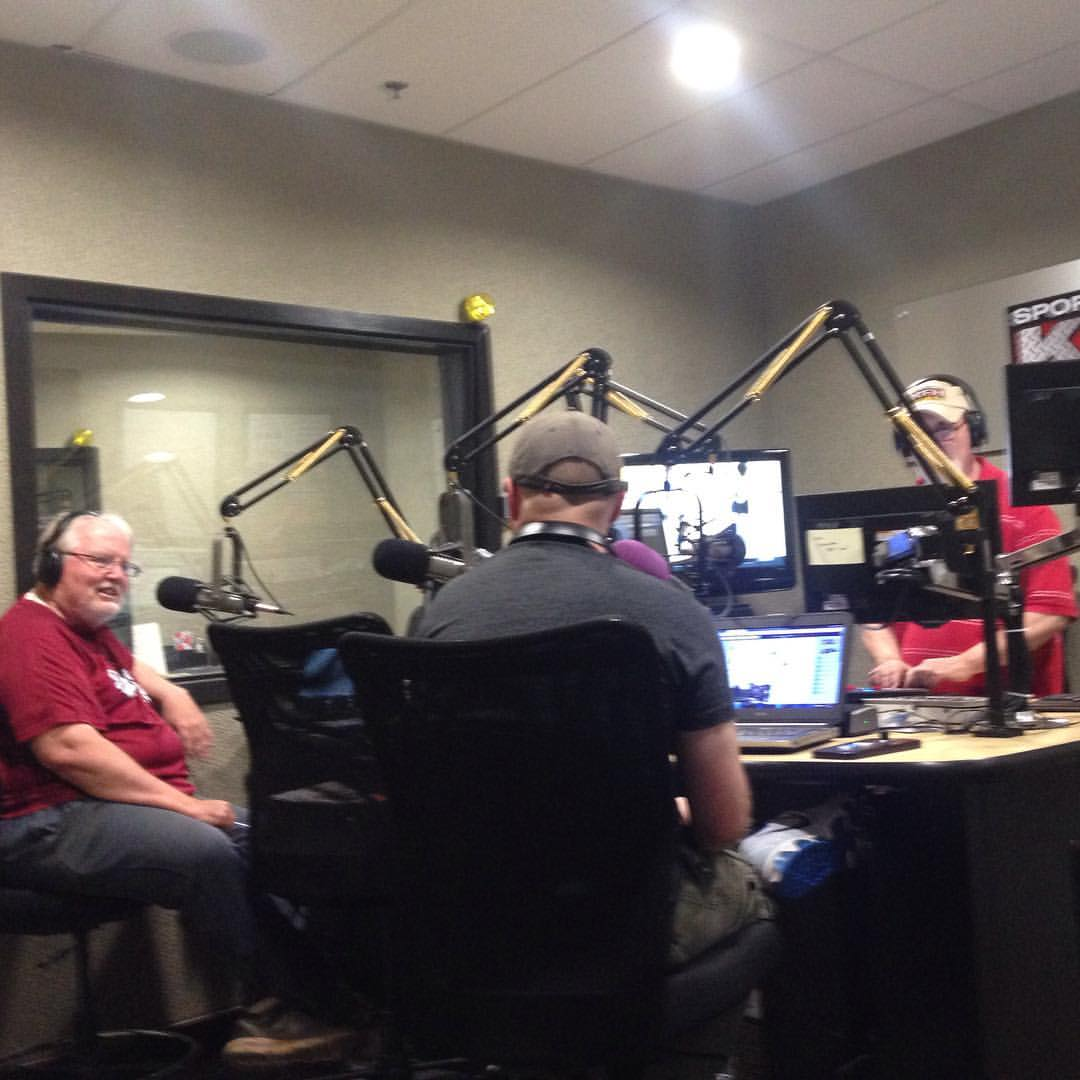 My Radio Debut on 'The Drive With Bob & Jeff'