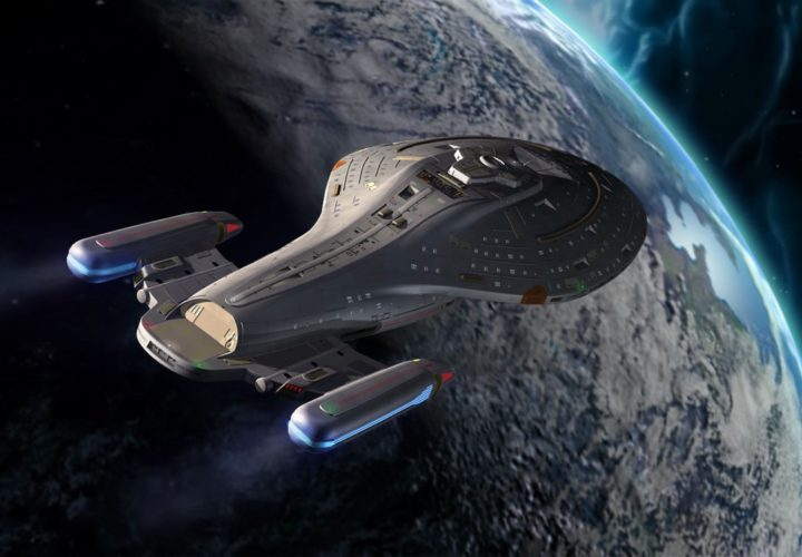 Star Trek: Voyager (and more)